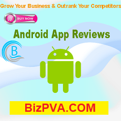 10 Android App Reviews