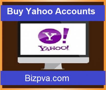 Buy Yahoo Accounts