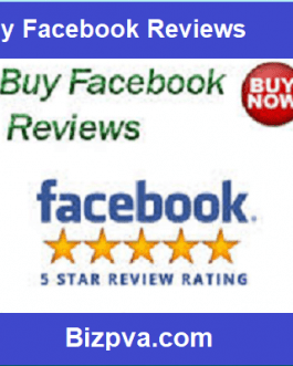 10 Facebook Reviews