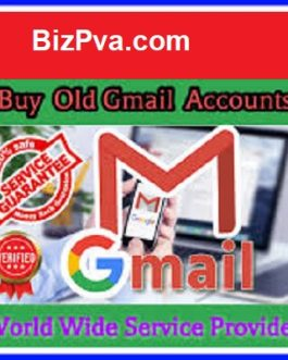 50 Old Gmail accounts