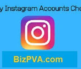 Buy 10 Instagram Accounts