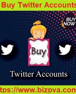 Buy 10 Twitter Accounts