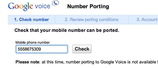 How To Port Your Phone Number From the Google Voice